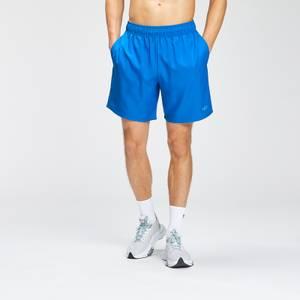 MP Men's Repeat Graphic Training Shorts - True Blue