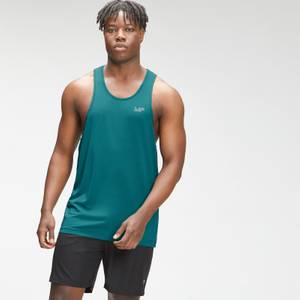 MP Men's Repeat Mark Graphic Training Stringer   Teal   MP