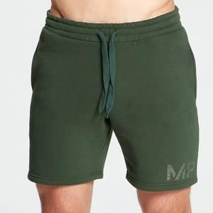 MP Men's Gradient Line Graphic Shorts - Dark Green