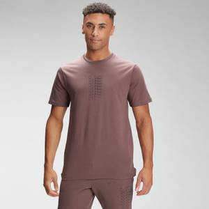 MP Men's Repeat MP Graphic Short Sleeve T-Shirt - Warm Brown