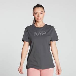 MP Women's Gradient Line Graphic T-Shirt - Carbon