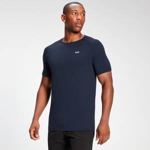 MP Men's Performance Short Sleeve T-Shirt - Petrol Blue Marl