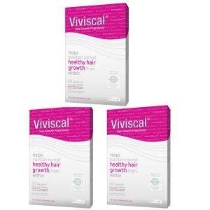 Viviscal 生发养发营养片(3 x 60 片)(3 个月装)