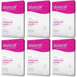 Viviscal 生发养发营养片 (6 x 60) (6 月装)