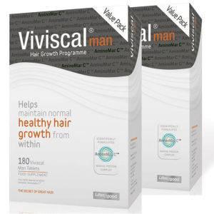 Viviscal 男士六个月营养补充剂 360 片