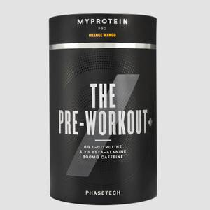 THE PRE WORKOUT+ 缓释科技 预锻炼粉