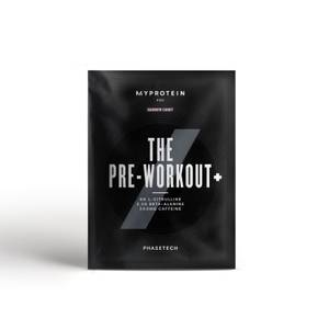 THE PRE WORKOUT+ 缓释科技 预锻炼粉 (旅行装)