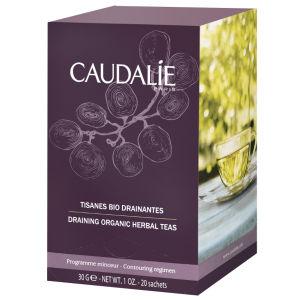 Caudalie欧缇丽有机排水消肿花茶包  20袋装 30g