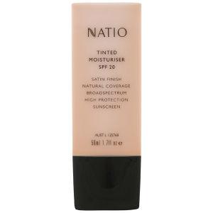 Natio 修色保湿霜 SPF20 50ml | 中性色