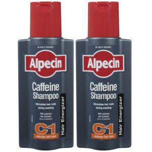 Alpecin 咖啡因防脱洗发水 C1 2x250ml
