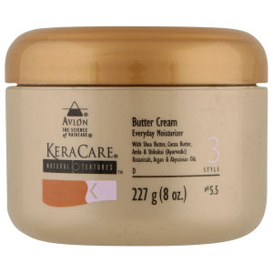 KeraCare 自然质感黄油护发霜 227g