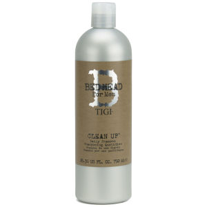 TIGI Bed Head for Men Clean Up Daily Shampoo (750ml)