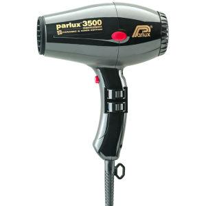 Parlux 3500 超小巧离子吹风机 - 黑色