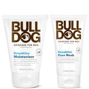 Bulldog 防敏感系列面部护理两件套