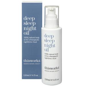 this works Deep Sleep身体油(120ml)