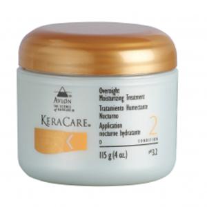 Keracare 睡眠保湿护发乳(115g)