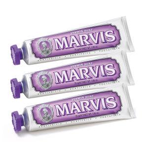 Marvis 茉莉薄荷牙膏三件套 3 x 85ml