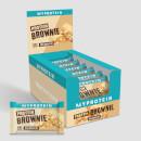 蛋白布朗尼 - 白巧克力味