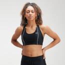 MP Women's Velocity Sports Bra- Black - XXS
