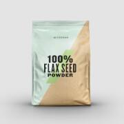100% 冷榨亚麻籽粉