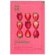 Holika Holika Pure Essence Mask Sheet - Strawberry