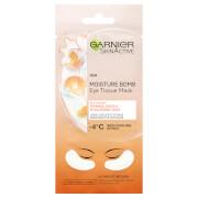 Garnier 透明质酸和橙汁补水亮肤片状眼膜 6g