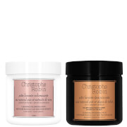Christophe Robin Cleansing Volumizing Paste 250ml and Thickening Paste 250ml
