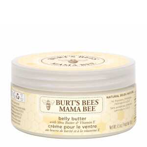 Burts Bees小蜜蜂怀孕妈妈紧致防妊娠纹膏187.1g