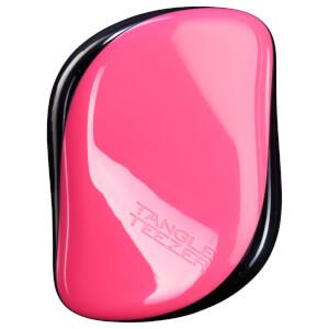 Tangle Teezer黑色和粉色版便携型顺发梳