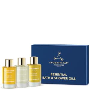 Aromatherapy Associates 沐浴护理油
