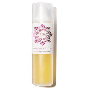REN 摩洛哥玫瑰沐浴液 200ml