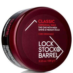 Lock Stock & Barrel爸爸经典定型发蜡(60g)