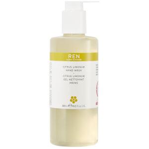 REN Clean Skincare 青柠洗手液(300ml)
