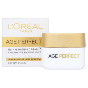 L'Oreal Paris Dermo Expertise Age Perfect 双重保湿日霜 (50ml)