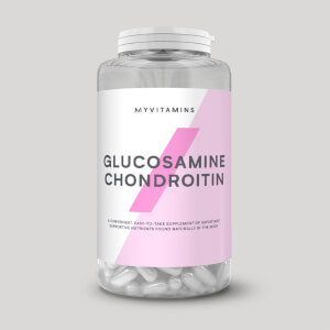 葡萄糖胺软骨素胶囊