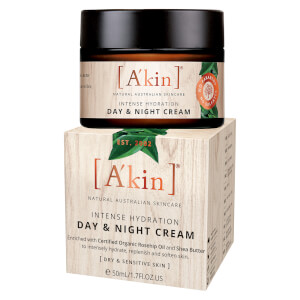A'Kin玫瑰果和牛油果强效保湿抗氧化复合物(50ml)