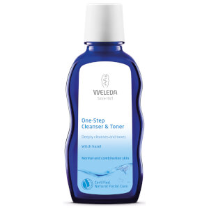 Weleda一步Cleanser和Toner(100ml)