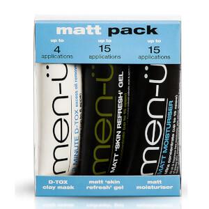 men-ü Matt Pack(3 个产品)