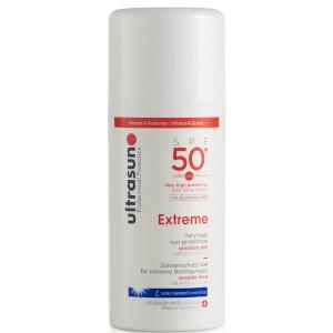 Ultrasun 高倍数防晒霜 50+ 100ml | 适合超敏感肌