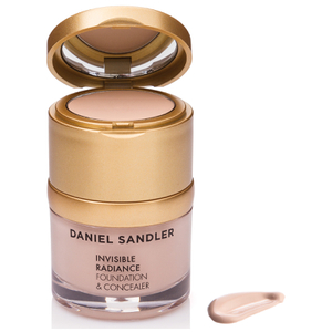 Daniel Sandler 隐形亮肤粉饼和遮瑕膏 | 瓷白