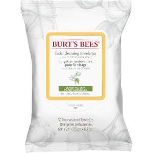 Burt's Bees 小蜜蜂敏感卸妆棉