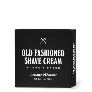 Triumph & Disaster老式Shave Cream(罐装 100ml)