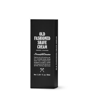 Triumph & Disaster老式Shave Cream管 (90ml)