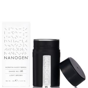 Nanogen 密发纤维 15g | 浅棕发