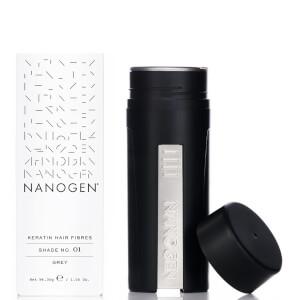 Nanogen Hair Thickening Fibres Grey (30g)