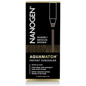 Nanogen Aquamatch Medium Brown (2x3.94g)
