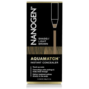 Nanogen Aquamatch Light Brown (2x3.94g)
