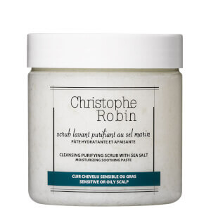 Christophe Robin 海盐舒缓头皮洁净霜 250 ml