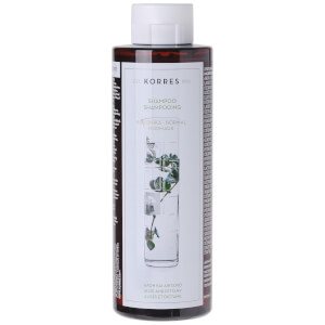 Korres  芦荟和白藓 洗发水适合一般发质250ml