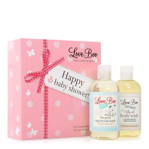 Love Boo 快乐宝宝沐浴套装丨含孕妇沐浴露和婴儿沐浴露